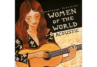 VARIOUS - Women Of The World: Acoustic [CD]