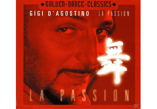 Gigi D'Agostino - LA PASSION - (Maxi Single CD)