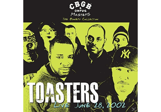 The Toasters - Cbgb Omfug Masters: Live June 28, 2 - (Vinyl)