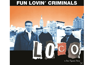 Fun Lovin' Criminals - Loco - (Vinyl)