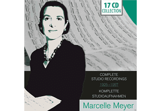 Marcelle Meyer - Complete Studio Recordings - (CD)