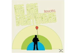 Fireworks - We Are Everywhere - (Maxi Single CD)
