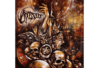 Apostate - Time Of Terror - (CD)