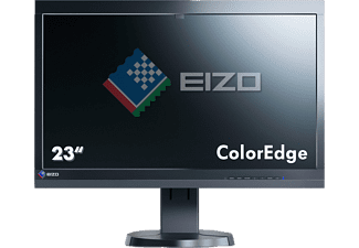 EIZO CS230B-BK 23 Zoll Full-HD Grafik Monitor (10.5 ms Reaktionszeit, 60 Hz)