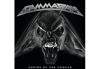 Gamma Ray - Empire Of The Undead (CD)