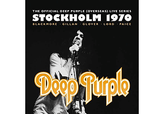 Deep Purple - Stockholm 1970 (CD + DVD)