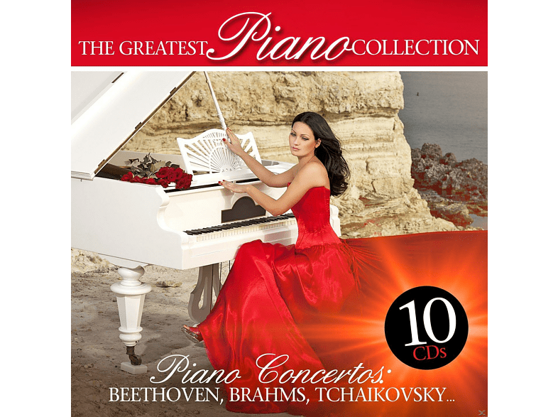 VARIOUS - The Greatest Piano Collection [CD]