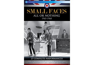 Small Faces - All Or Nothing 1965-1968 - (DVD)