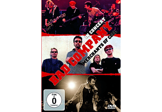 Bad Company - Bad Company In Concert (Merchants Of Cool) - (DVD)