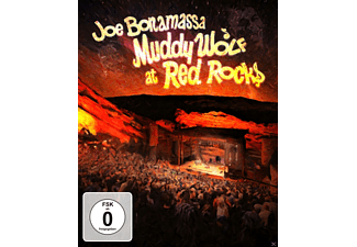 Joe Bonamassa - Muddy Wolf At Red Rocks - (DVD)