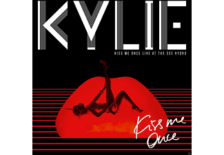Kylie Minogue - Kiss Me Once - Live At The SSE Hydro | CD + DVD Video