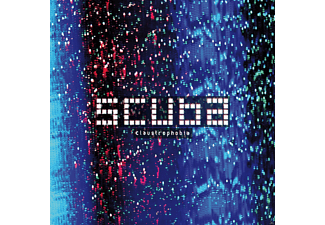 Scuba - Claustrophobia - (CD + Download)
