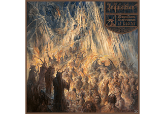 Inquisition - Magnificent Glorification Of Lucifer (Re-Release I - (CD)