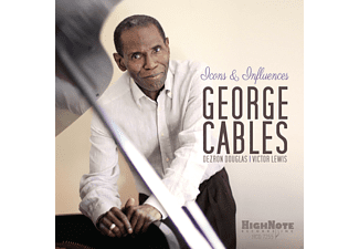 George Cables - Icons And Influences - (CD)
