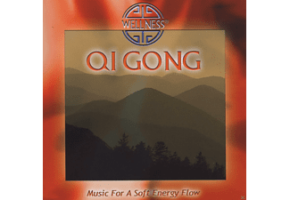 Temple Society - Qi Gong-Music For A Soft Energy Flow - (CD)