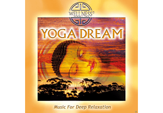 Temple Society, Guru Atman - Yoga Dream - Music For Deep Relaxation [CD]