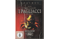 The Bolshoi Theatre Orchestra - Bolshoi presents - Ruggiero Leoncavallo - I Pagliacci [DVD]