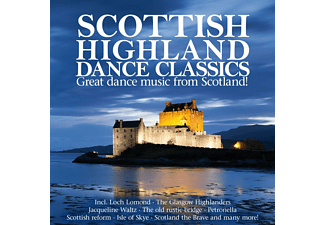 VARIOUS - Scottish Highland Dance Classics - Great Dance Music From Scotland! - (CD)