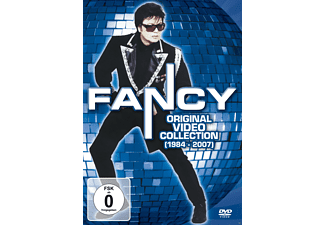 Fancy - Original Video Collection (1984-2007) - (DVD)