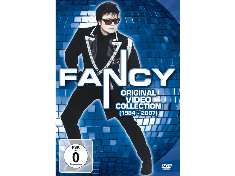 Fancy - Original Video Collection (1984-2007) [DVD]