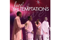 The Temptations - Live! [CD]
