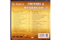 VARIOUS - The World Of Country & Western Vol.2 [CD]