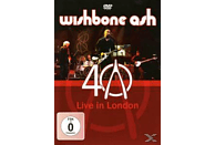 Wishbone Ash - 40th Anniversary Concert-Live In London [DVD]