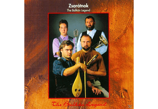 Zsarátnok - The Balkan Legend - (CD)