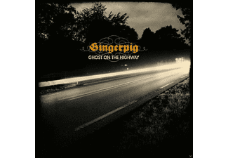 Gingerpig - Ghost On The Highway - (CD)