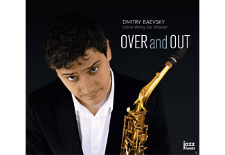 Dmitry Baevsky - Over And Out - (CD)