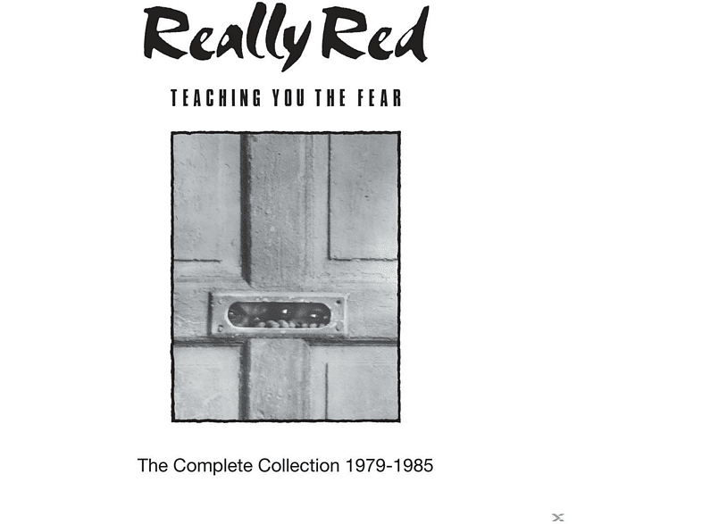 Really Red - Teaching You The Fear: The Complete [CD]