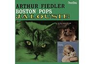 Arthur Fiedler, Boston Pops Orchestra - Jalousie, Tenderly & All The Things You [CD]