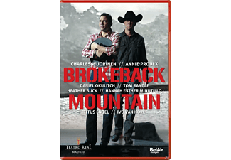 Various;Orchestra & Chorus Teatro Real De Madrid - Brokeback Mountain - (DVD)