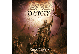 Heathen Foray - Into Battle [CD]