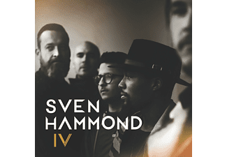 Sven Hammond - IV | CD