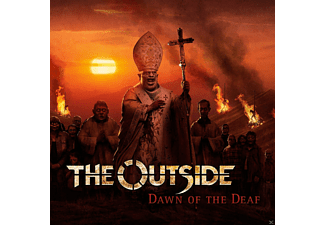 Outside - Dawn Of The Deaf - (CD)