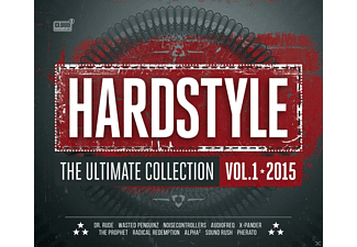 VARIOUS - Hardstyle Ultimate Collection Vol. 1 2015 [CD]