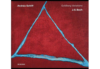 Schiff András - Goldberg-Variationen (CD)