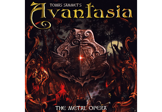 Avantasia - The Metal Opera Part I - (Vinyl)
