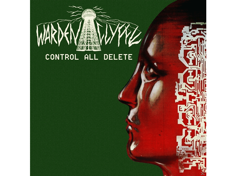 Wardenclyffe - Control All Delete (Digipak) [CD]