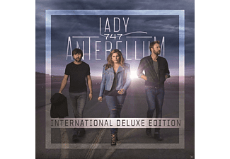 Lady Antebellum - 747 - International Deluxe Edition (CD)