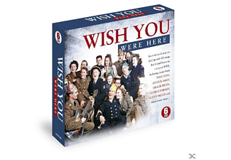 VARIOUS - Wish You Were Here - (CD)