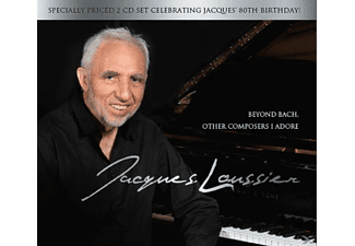 Jacques Trio Loussier - Beyond Bach, Other Composers I Adore - (CD)