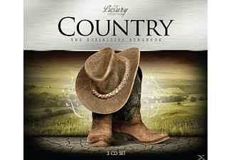 VARIOUS - Country-Luxury Trilogy - (CD)