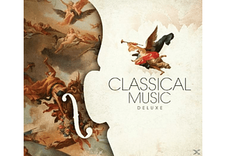 VARIOUS - Classical Music Deluxe - (CD)
