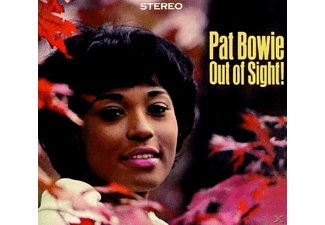 Pat Bowie - Out of Sight (CD)