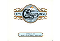 Chicago - Live In '75 [CD]