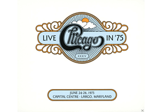 Chicago - Live In '75 - (CD)