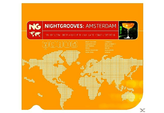 VARIOUS - Nightgrooves-Amsterdam - (CD)