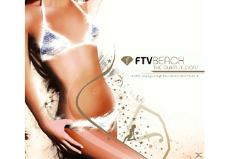 VARIOUS - FTV Beach-The Glam Sessions - (CD)